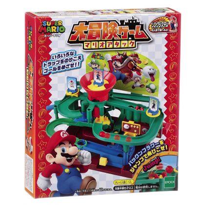 Epoch Super Mario Large Adventure Game Mario Attack Nintendo
