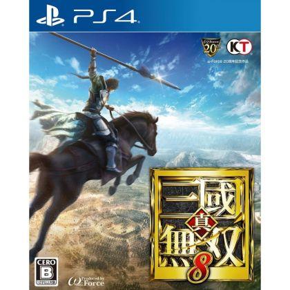 Koei Tecmo Shin Sangoku Musou 8 SONY PS4 PLAYSTATION 4