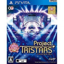 Koei Tecmo Tokimeki Restaurant Project Tristars PS Vita SONY Playstation