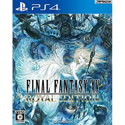 Square Enix sur   Final Fantasy XV Royal Edition SONY PS4 PLAYSTATION 4