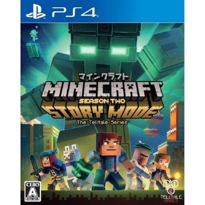 Minecraft Story Mode Season Two SONY PS4 PLAYSTATION 4