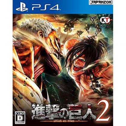 Koei Tecmo Shingeki no Kyojin 2 SONY PS4 PLAYSTATION 4