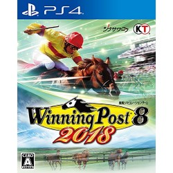 Koei Tecmo Games Winning Post 8 2018 SONY PS4 PLAYSTATION 4