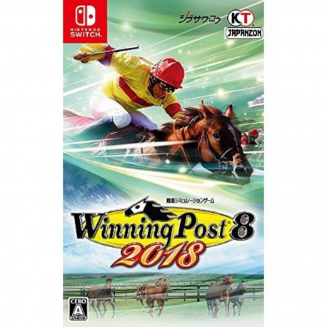 Koei Tecmo Winning post 8 2018 NINTENDO SWITCH