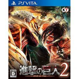 Koei Tecmo Shingeki no Kyojin 2 PS Vita SONY Playstation