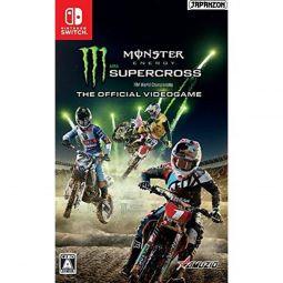 Milestone Monster Energy Supercross NINTENDO