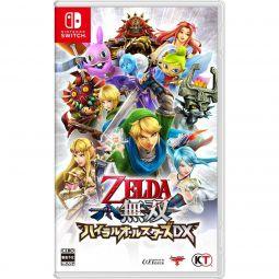 Zelda Musou Hyrule All Stars DX NINTENDO SWITCH