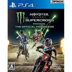 Milestone Monster Energy Supercross SONY PS4 PLAYSTATION 4