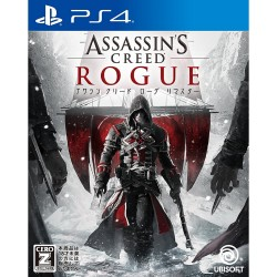 Ubisoft Assassin's Creed Rogue Remastered SONY PS4 PLAYSTATION 4