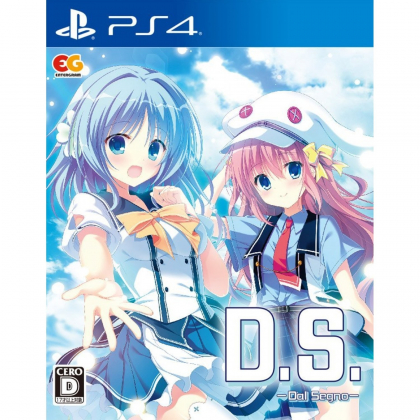 Entergram D.S. -Dal Segno- SONY PS4 PLAYSTATION 4
