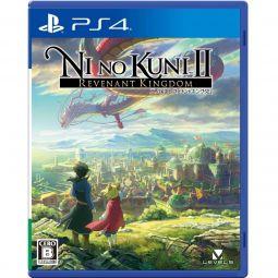 Level 5 Ni no Kuni II Revenant Kingdom SONY PS4 PLAYSTATION 4