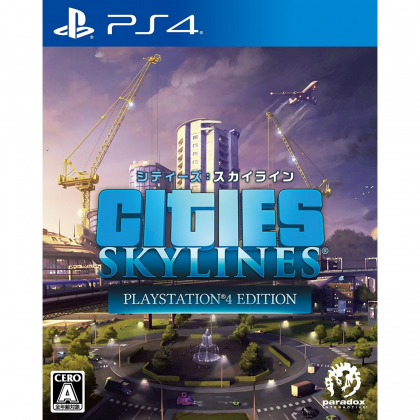 Spike Chunsoft Cities Skylines SONY PS4 PLAYSTATION 4