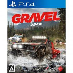 Amuzio Gravel SONY PS4 PLAYSTATION 4