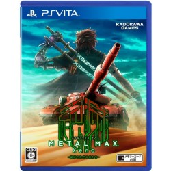 KADOKAWA GAMES Metal Max Xeno PS Vita SONY Playstation