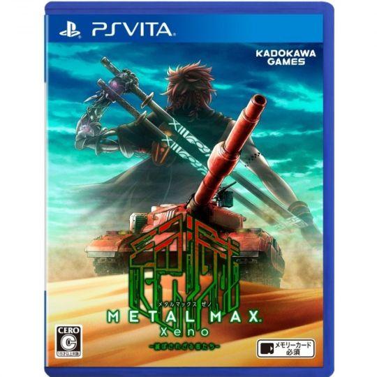 KADOKAWA GAMES Metal Max Xeno PS Vita SONY Playstation
