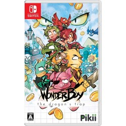 Pikii Wonder Boy the Dragon's Trap NINTENDO SWITCH