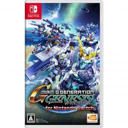 Bandai Namco SD Gundam G Generation Genesis NINTENDO SWITCH