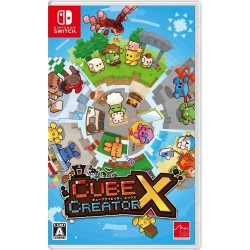 Arc system works Cube Creator X NINTENDO SWITCH