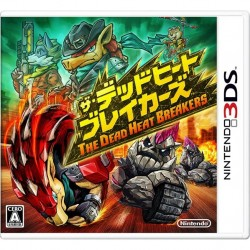 The Dead Heat Breakers NINTENDO 3DS