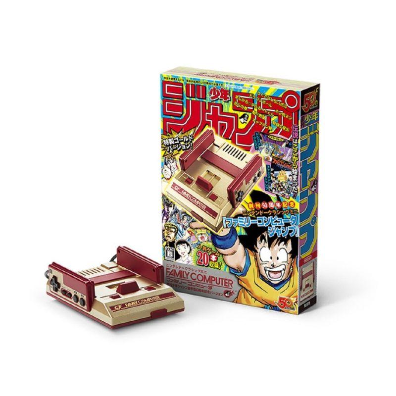 Nintendo Classic Mini Shonen Jump 50Th Anniversary