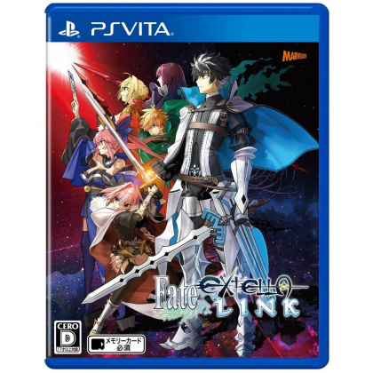 Marvelous Entertainment Fate / Extella Link PS Vita SONY Playstation