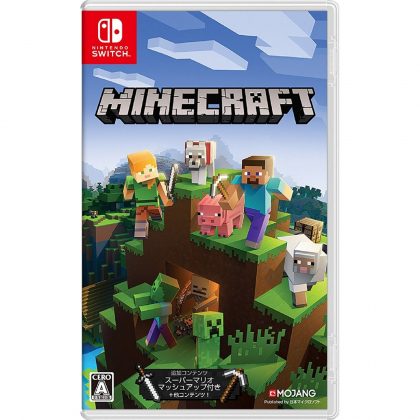 Microsoft Minecraft Switch Edition NINTENDO SWITCH