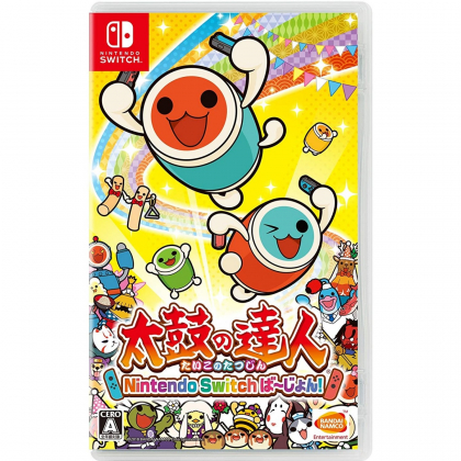 Bandai Namco Taiko no Tatsujin Nintendo Switch NINTENDO SWITCH