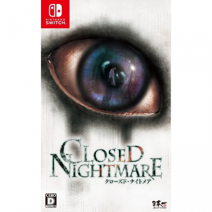 Closed Nightmare Nippon Ichi Software NINTENDO SWITCH