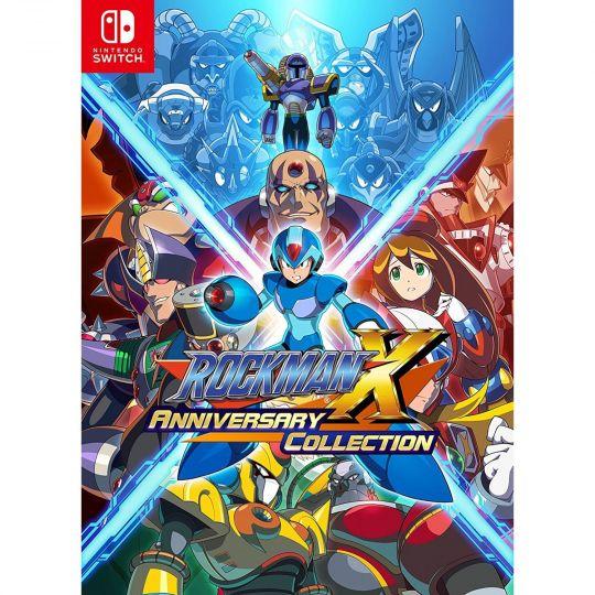 Capcom Rockman X Anniversary Collection NINTENDO SWITCH