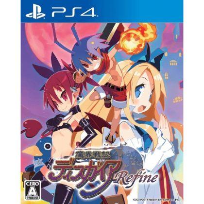 Nippon Ichi Software Makai Senki Disgaea SONY PS4 PLAYSTATION 4