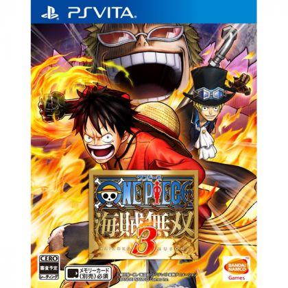 One Piece : Pirate Warriors 3  KAIZOKU MUSOU  PS VITA