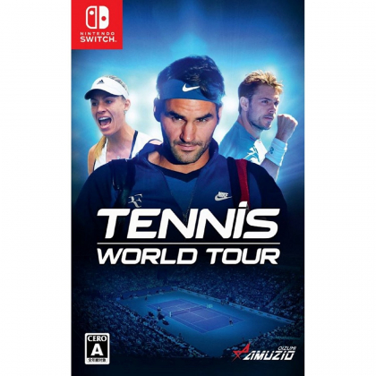 Oizumi Amuzio Tennis World Tour NINTENDO SWITCH