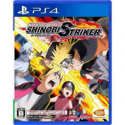 Bandai Namco Games Naruto to Boruto Shinobi Striker SONY PS4 PLAYSTATION 4