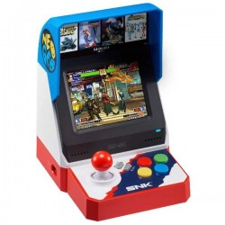 Snk Neo Geo Mini 40 th anniversary