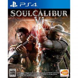 Bandai Namco Games SoulCalibur VI SONY PS4 PLAYSTATION 4