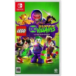 Warner Home LEGO DC Super Villains NINTENDO SWITCH
