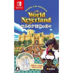 Althi World Neverland Elnea Oukoku no Hibi NINTENDO SWITCH