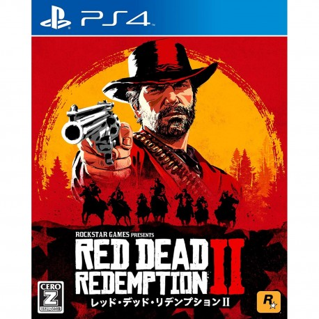 Rockstar Games Red Dead Redemption 2 SONY PS4 PLAYSTATION 4