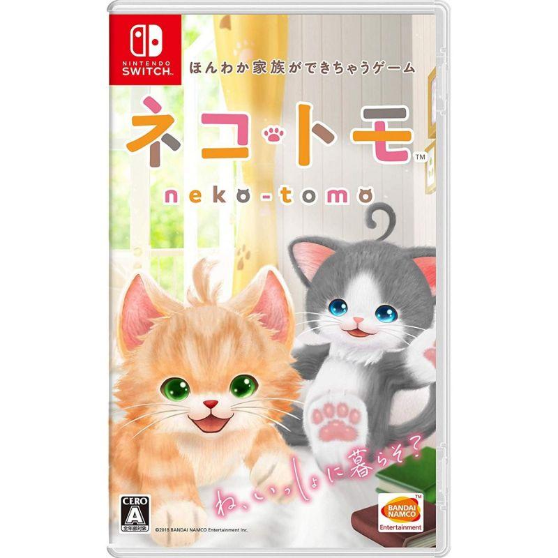 Bandai Namco Games Neko Tomo NINTENDO SWITCH