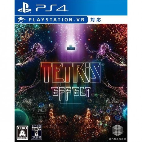 Enhance Tetris Effect VR SONY PS4 PLAYSTATION 4
