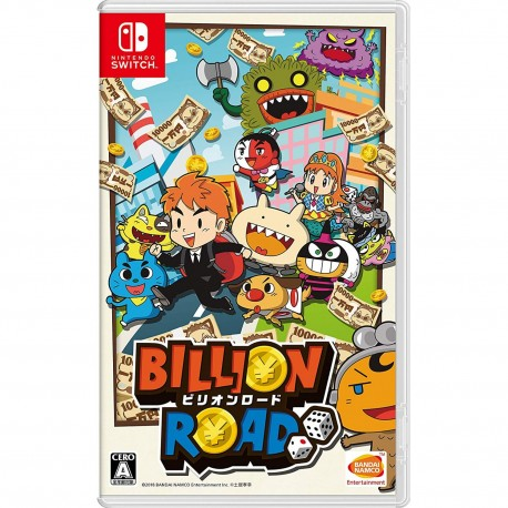 Bandai Namco Games Billion Road NINTENDO SWITCH