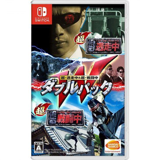 Bandai Namco Games Chou Tousouchuu & Chou Sentouchuu Double Pack NINTENDO SWITCH