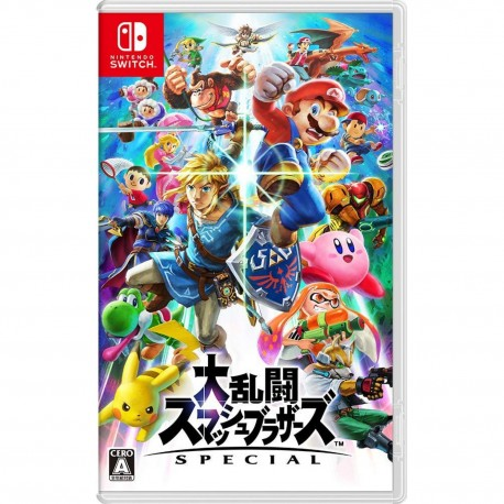 Dairantou Smash Bros Special NINTENDO SWITCH