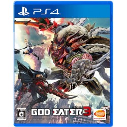 Bandai Namco Games God Eater 3 SONY PS4 PLAYSTATION 4