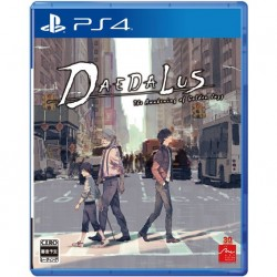 Arc System Works Daedalus The Awakening of Golden Jazz SONY PS4 PLAYSTATION 4