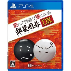 SILVER STAR JAPAN Asonde Igo ga Tsuyoku Naru Ginsei Igo DX SONY PS4 PLAYSTATION 4