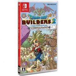 Square Enix Dragon Quest Builders 2 Hakaishin Sidoh to Karappo no Shima NINTENDO SWITCH