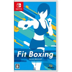 Imagineer Fit Boxing NINTENDO SWITCH