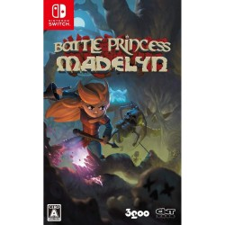 3goo Battle Princess Madelyn NINTENDO SWITCH