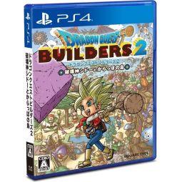 Square Enix Dragon Quest Builders 2 Hakaishin Sidoh to Karappo no Shima SONY PS4 PLAYSTATION 4